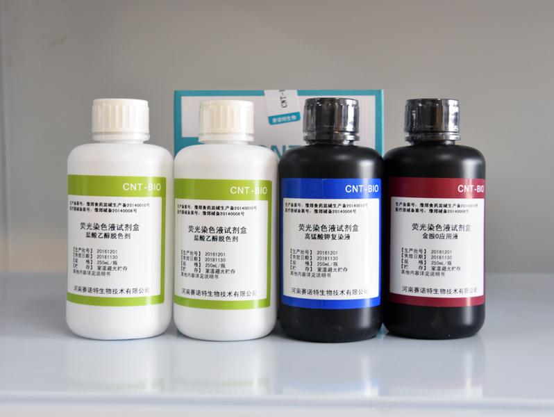 熒光染色液試劑盒